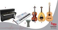 دورات تعليميه للموسيقى