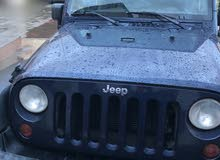 km Jeep Wrangler 2013 for sale