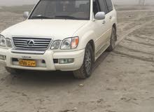 Available for sale! 0 km mileage Lexus LX 2000