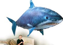 القرش الطائر