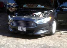 Grey Ford Fusion 2015 for rent