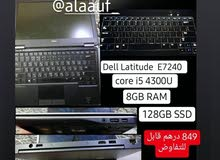Dell latitude e7240 laptop