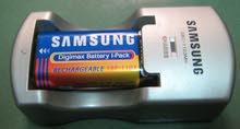 بطارية ليثيوم شحن للكاميرات