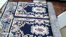 فرشات نوم مستعملة في حالة جيدة اللون ازرق كحلي