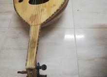 عود عزف دمشقي سحب قديم عمره 35 سنه