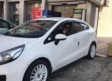 Kia Rio 2013 For sale - White color