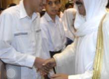 مع المعلم الأول في اللغة العربية تصل بأبنائك إلى النجاح والتفوق ت/97650012