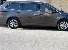 Used condition Honda Odyssey 2015 with 1 - 9,999 km mileage