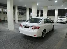 سيارة كورلا للبيع 2013