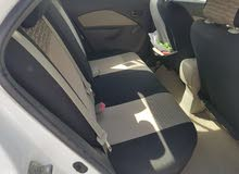 White Toyota Yaris 2011 for sale