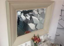 Wall Wooden Mirror