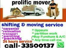 house shifting moving