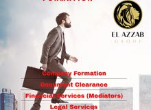 Company Formation inclusive all services 399BD!