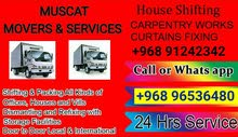 Muscat Movers Services