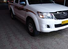 Manual Toyota 2014 for sale - Used - Al Kamil and Al Waafi city