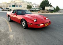 Available for sale! 90,000 - 99,999 km mileage Chevrolet Corvette 1986