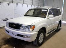 Lexus LX 2000 For sale - White color