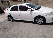 Used condition Toyota Corolla 2013 with +200,000 km mileage