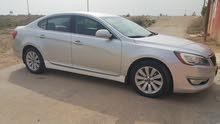 Silver Kia Cadenza 2012 for sale