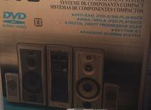 DVD - AUDIO/VIDEO.  JVC.