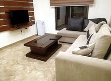 Furnished luxury apartment * for rent and annual * in the seventh