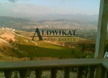 ارض مميزة للبيع في اجمل مناطق ماحص (قرب فلل الشامي) , مساحة الارض 3000م