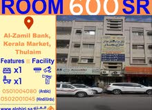 ROOM @ 600/MONTH & UP with FREE WATER & POWER