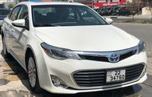 80,000 - 89,999 km Toyota Avalon 2014 for sale