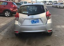 For sale 2015 Silver Yaris