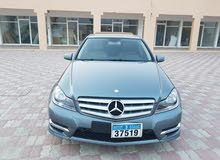 1 - 9,999 km Mercedes Benz C 350 2012 for sale