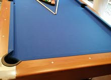طاولة بلياردو قياس 8قدم
