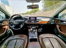 Audi A6 2.0 Turbo 2013 GCC