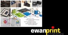 ايوان للطباعة Business card printing. - logo design. - Advertising material. - Gifts.. .