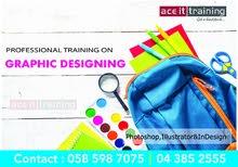 photoshop & illustrator training