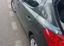 بيجو 207 موديل 2008 للبيع