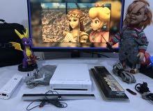 Nintendo Wii hacked with 60 games نينتندو وي مهكر مع اكثر من 60 لعبه و