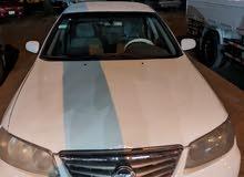 بيع سيارة نيسان ياباني 2012