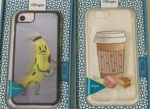 Old stuff , never opened iphone 7 cool covers The banana is moving