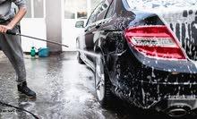 مطلوب مغسلة سيارات في العين او ابو ظبي للايجار او البيع او