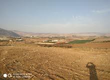 ارض مساحة 860 متر في اجمل مواقع النصارية /نابلس