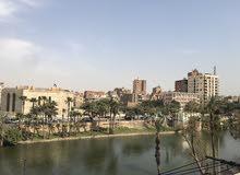 شقة160م علي النيل ش. متحف المنيل