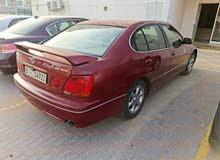 لكزس GS 300 موديل 2001 وارد امريكا