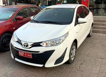 toyota yaris 2019 (9 OR) for 1 day