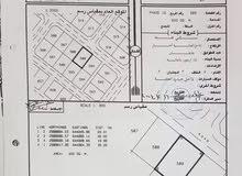 للبيع ارض سكنيه العامرات مدنية النهضة مربع 15