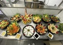 شيف تنفيذي Executive chef خبرة 15 عام