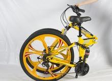 دراجات رياضية  قابلة للطي