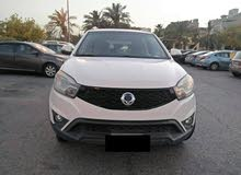 Ssangyong Korando SUV for sale