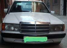 بيع سيارة مرسدس 190