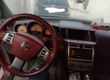 سيارة مورانو جاهز على الطريق رخصة سنه وتامين سنه