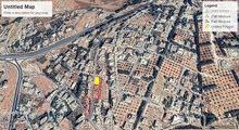 ارض للبيع اجمل مواقع الحمر مساحه 638م على ثلاث شوارع منطقة فلل بسعر 165ألف